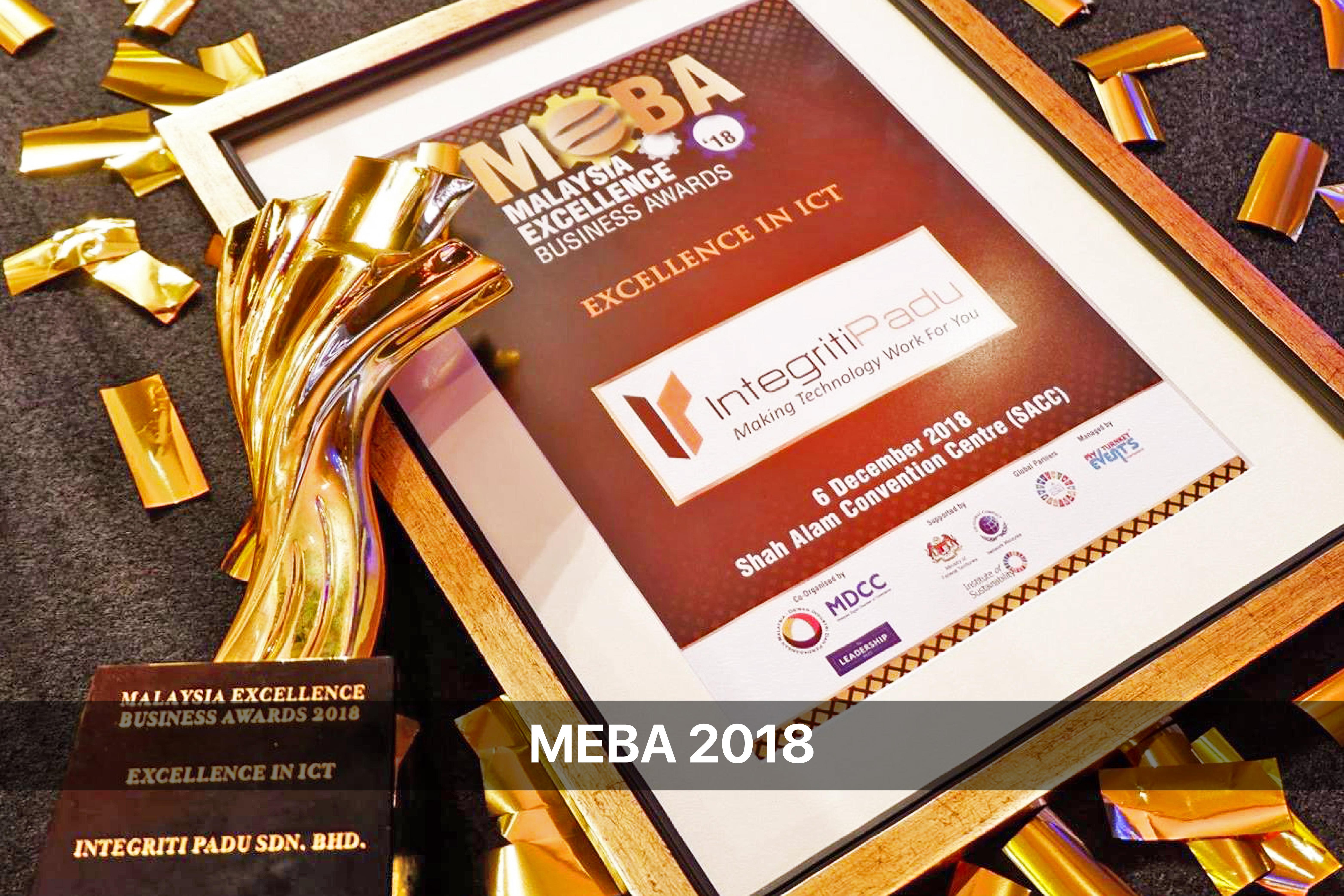 IPSB Technology MEBA2018